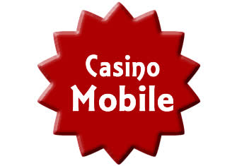 Casino mobile sur iPhone, iPad et Android