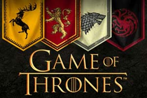 Games of Thrones est un jeu star de Golden Tiger Casino
