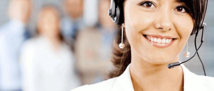 Support client et contact