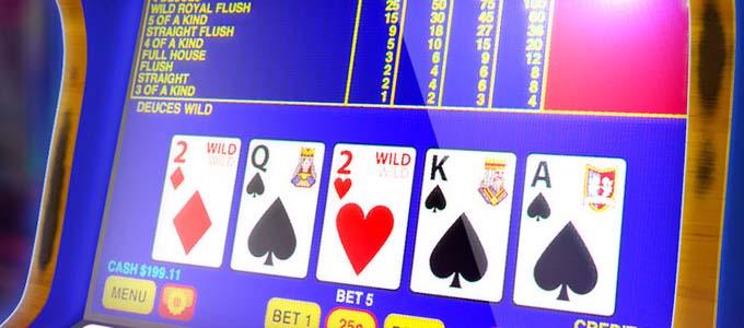 Le vidéo poker au casino en ligne